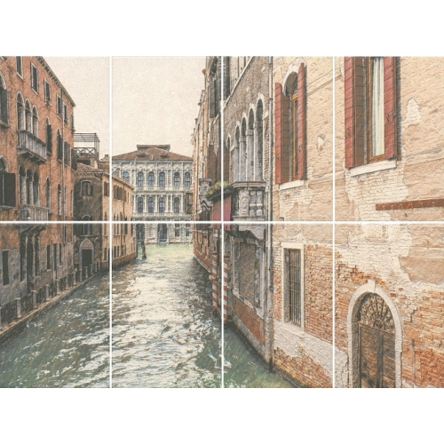 NT/A190/8x/8262| Golden beach Venezia panel dekoras