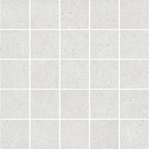 MM12136|Besana light grey mosaic keraminės mozaika